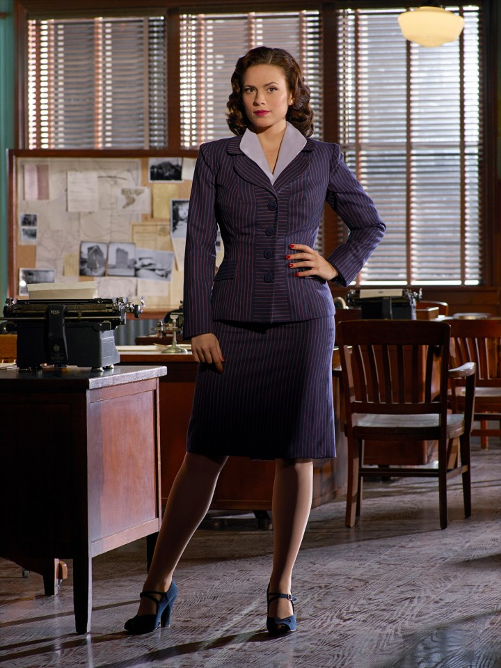 Eagle-eyed viewers think they spotted Peggy Carter in one quick scene