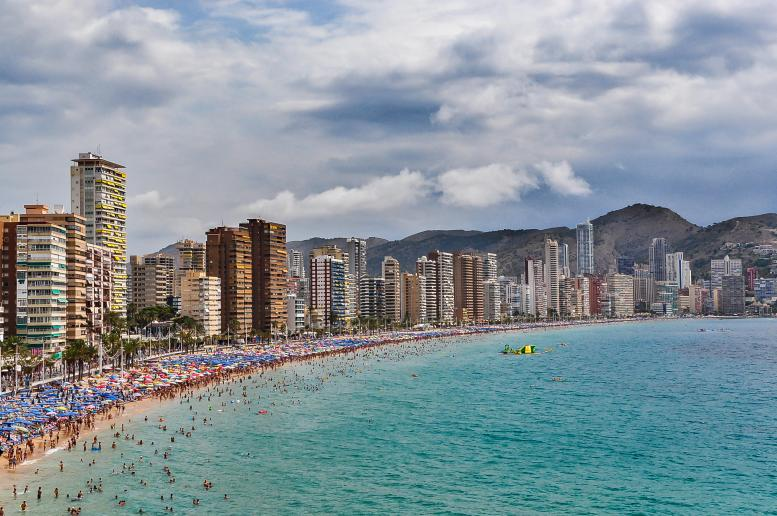 From May 24, arrivals to Spain from the UK are no longer subject to testing requirements