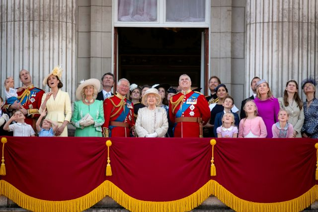 The birthday parade will not go on its usual format in Central London