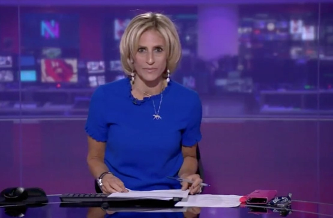 Maitlis annoyed her bosses at the BBC