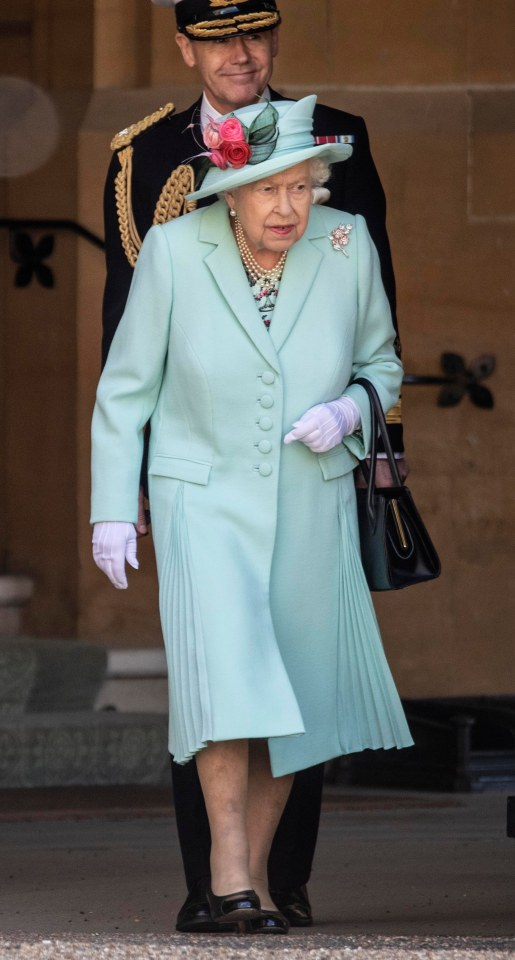 Following Prince Philip's death in April, Her Royal Highness will be accompanied by a special guest