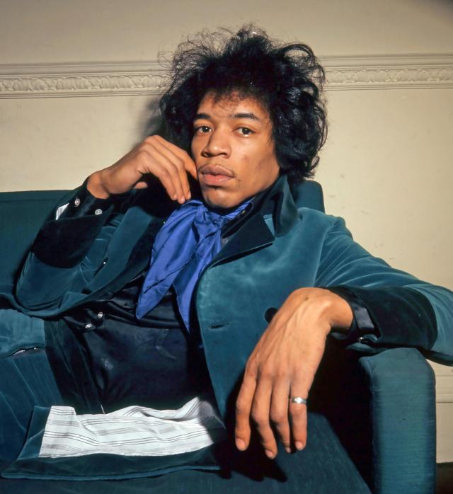 Morrison joined the likes of Jimi Hendrix in the 27 Club
