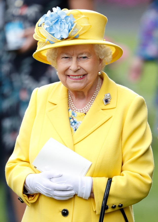 The Queen is set to miss Royal Ascot today for the second time in her 69-year reign - but could attend later in the week