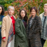 A group of women who work together must hide a deadly secret