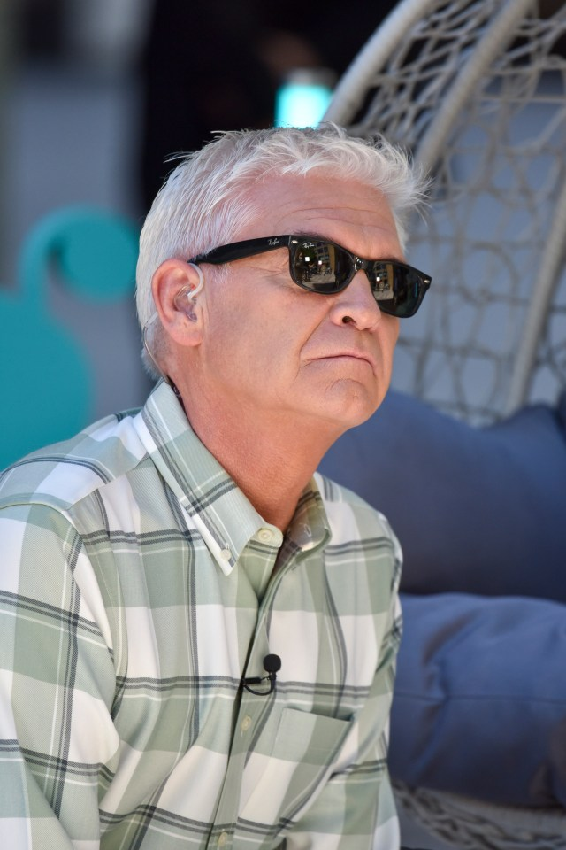 Phillip Schofield is another popular choice for con artists