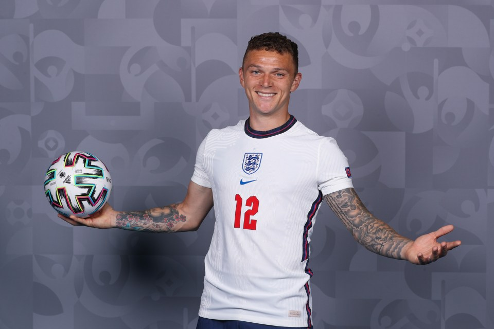 Trippier will be watched closely by Utd this tournament
