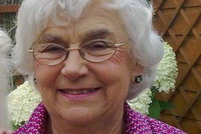 Rosemary Hill was beaten to death in her garden