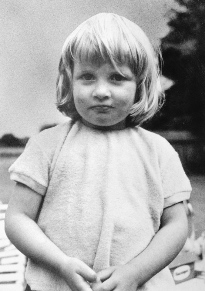Princess Diana was born in 1961 to Edward John Spencer, 8th Earl Spencer, and Frances Shand Kydd