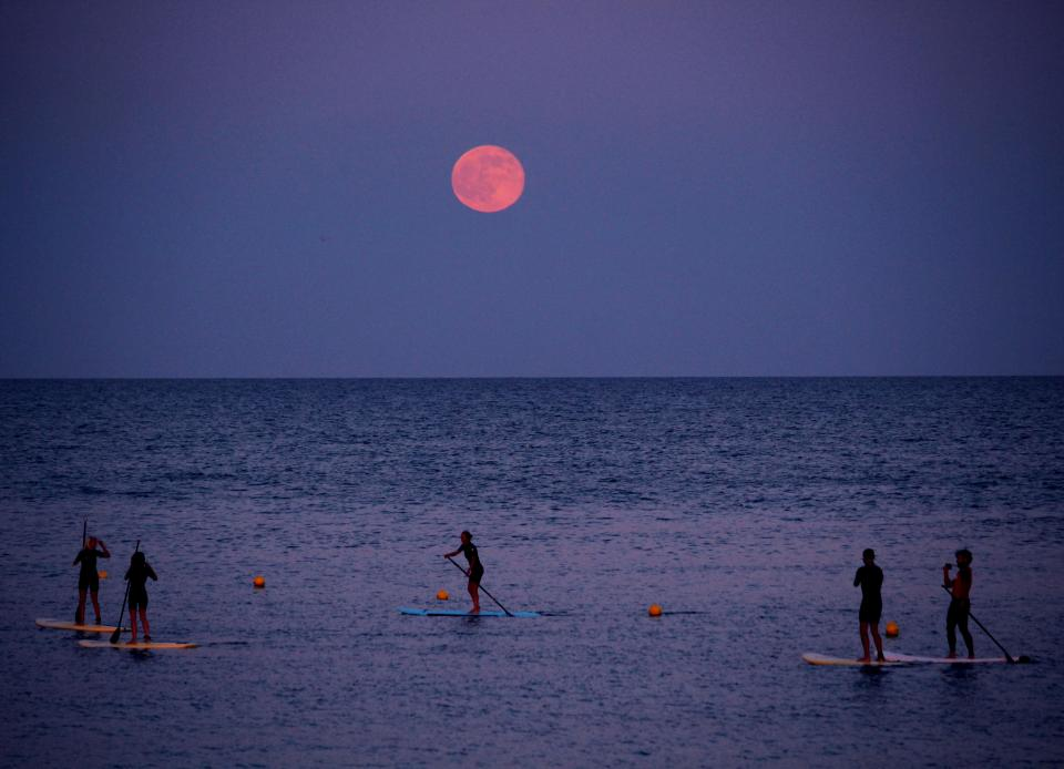The June 24 Strawberry Moon will be last full moon of 2021