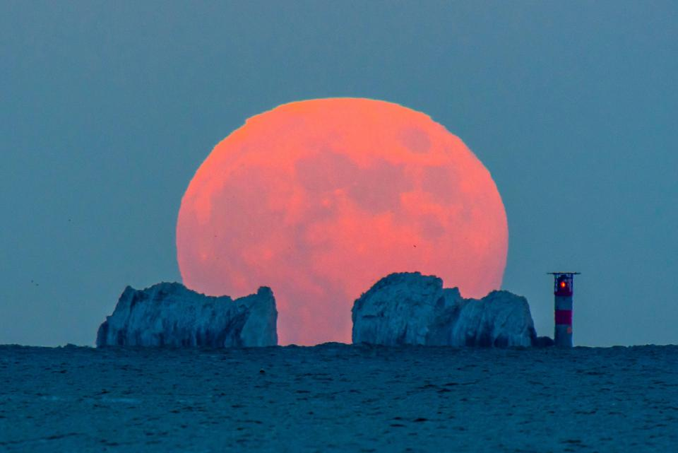 Don't miss the Strawberry Moon on June 24