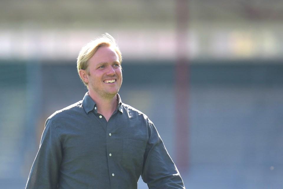 Jonas Eidevall succeeds Joe Monetmurro as the new head coach of Arsenal Women