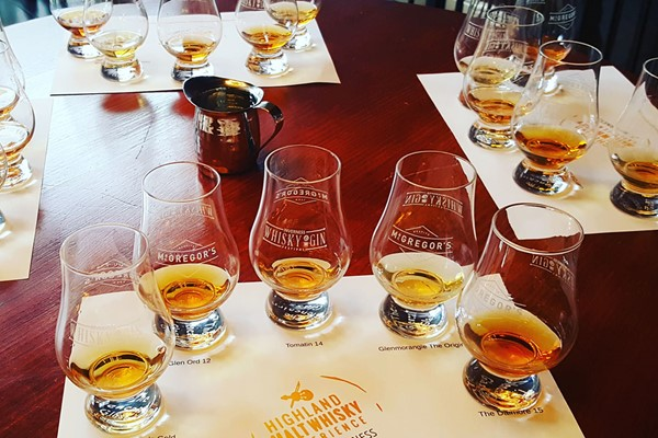 Brush up on your knowledge of Highland whisky