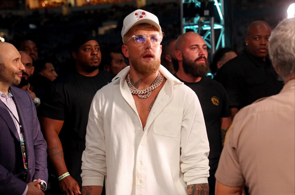 Jake Paul has been vocal about the issue of fighter pay in the UFC