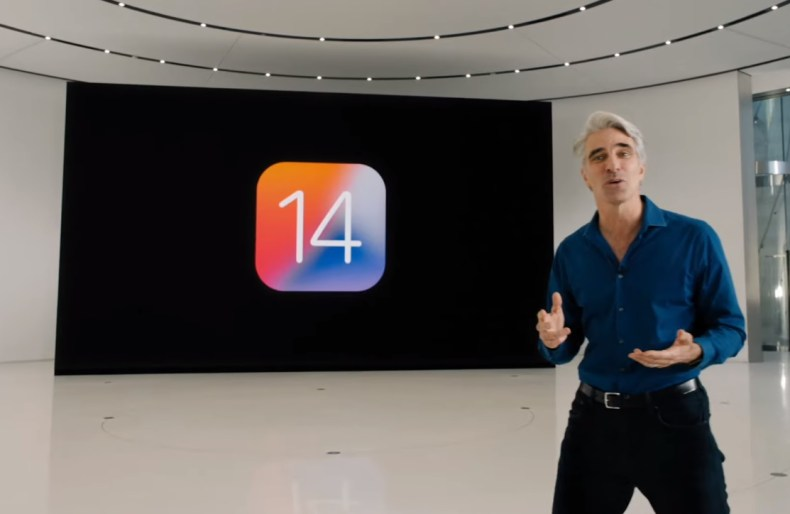 Apple typically gives fans a preview of the new iOS during its annual WWDC conference