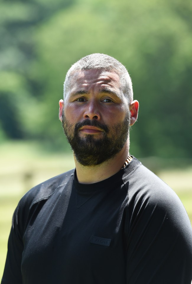 Tony Bellew reckons Anthony Joshua will get the better of Oleksandr Usyk