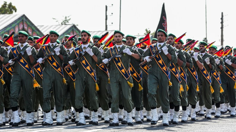 The attacks are being plotted by a unit of the Revolutionary Guards