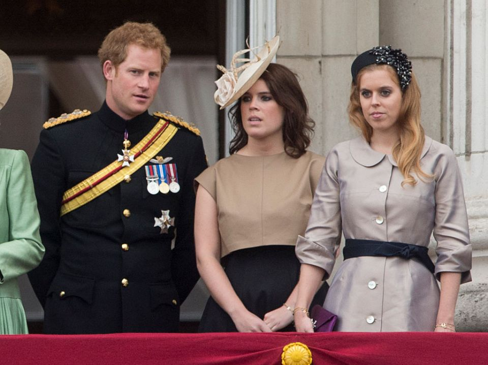 Princesses Eugenie Beatrice are reportedly 'stunned' by Prince Harry's tell-all book deal
