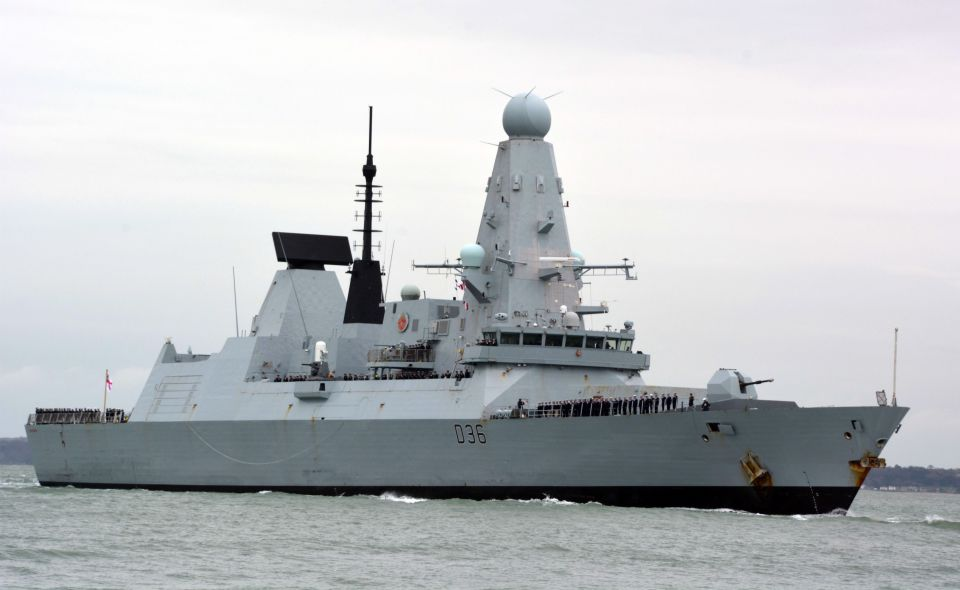 HMS Defender maintains it was in international waters off Crimea when it was targeted by the Russian coastguard