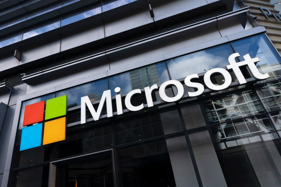 Microsoft eventually caught the thief and he was arrested