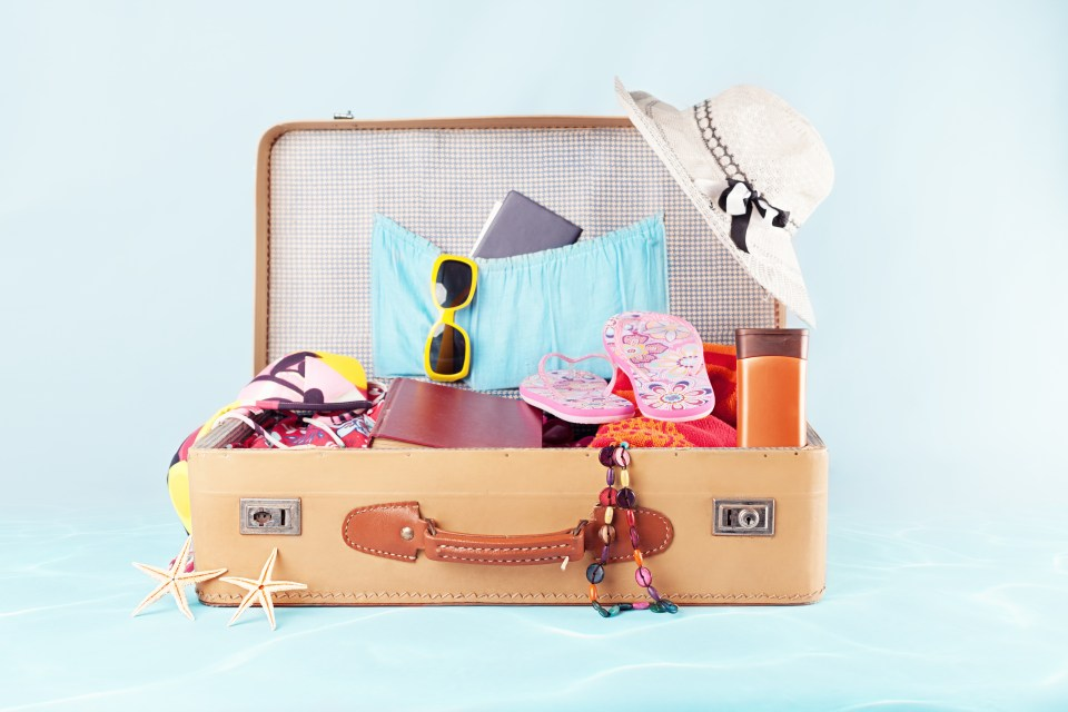 Top packing tips to save on space and cash while you're on holiday