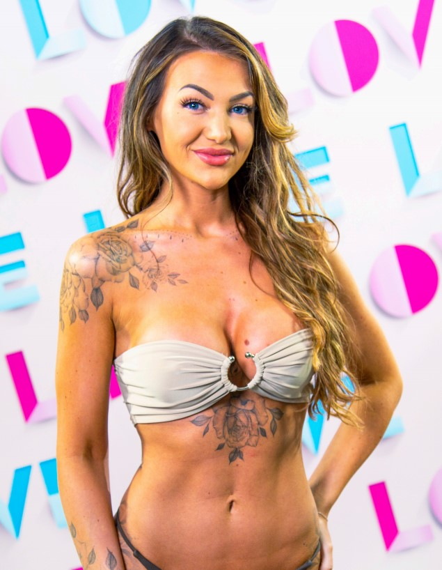 Love Island's Abigail Rawling has multiple tattoos including a special one for her pooch