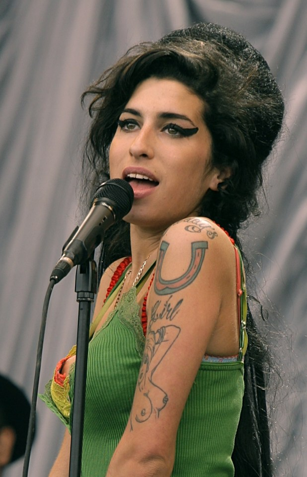 Amy died on July 23, 2011 at the age of just 27 from alcohol poisoning