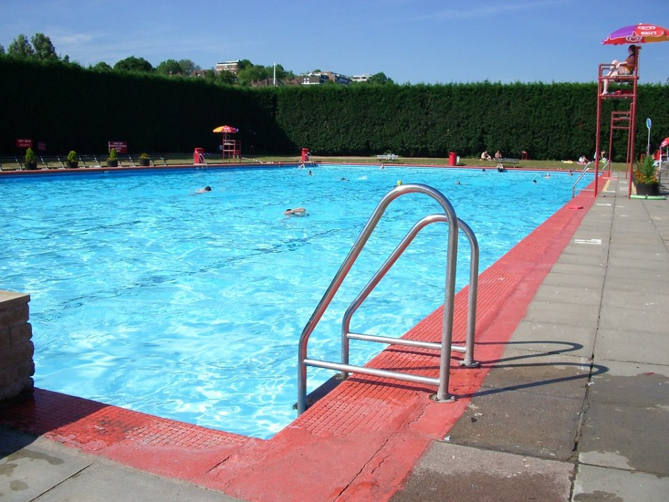 Park Road Pools has not one, but two outdoor swimming pools, and a soft play area
