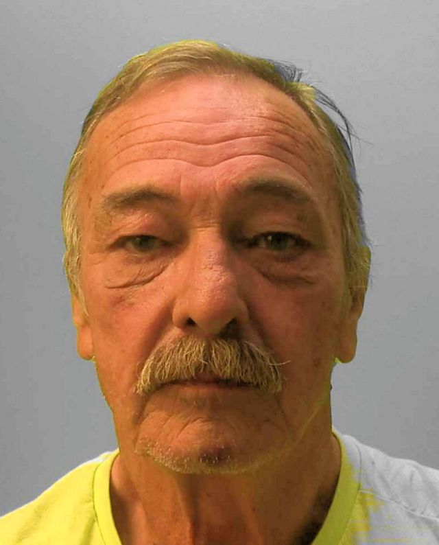 Derek Holland was sentenced to three-and-a-half years in jail at Hove crown Court