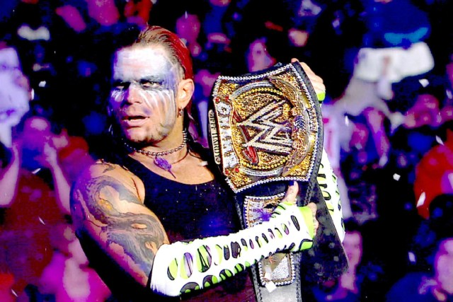 WWE legend Jeff Hardy has been forced to isolate for two weeks