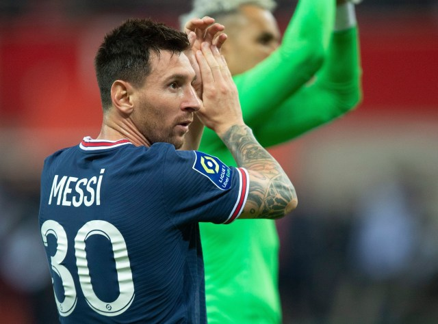 Barcelona legend and current PSG star Lionel Messi could have joined Arsenal