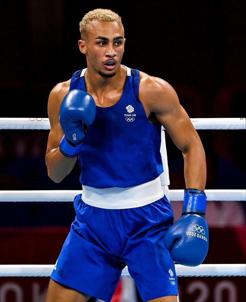 Light-heavyweight Ben Whittaker faces Cuba's Arlen Lopez for the gold medal on Wednesday