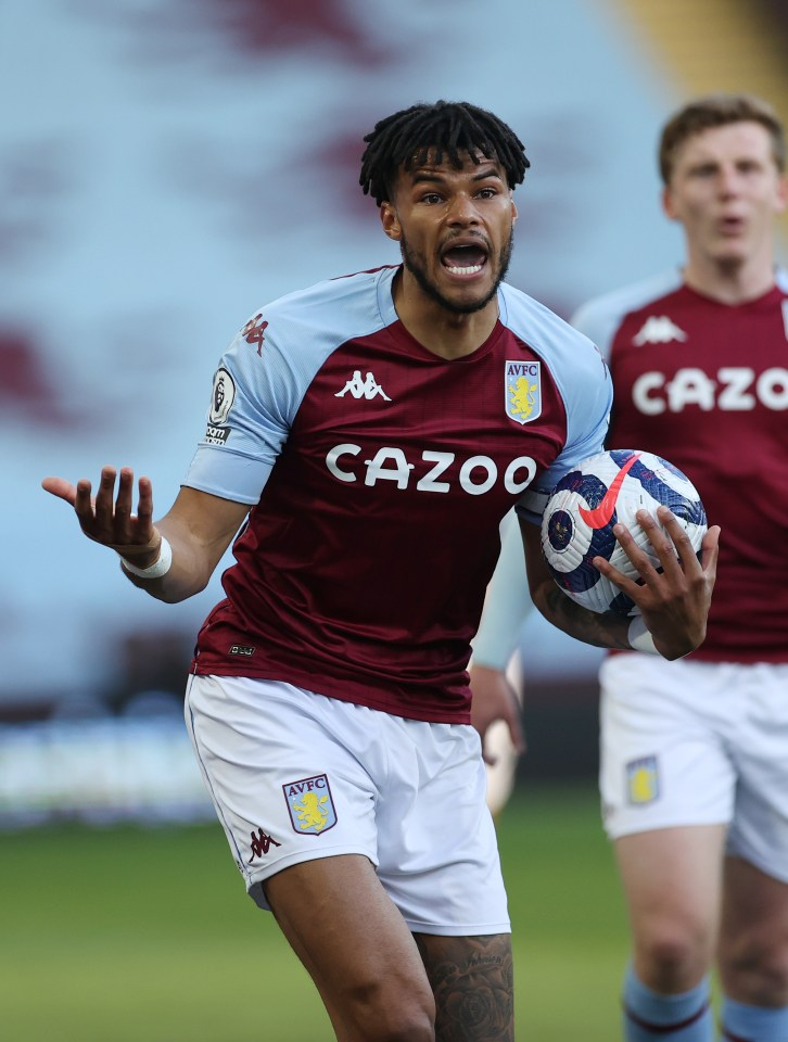 The Aston Villa stars says he has no shame in admitting he had a tough time and needed help