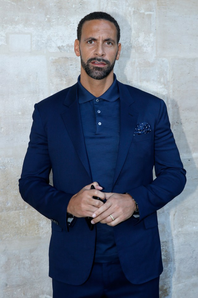 Rio Ferdinand even commented on Tyrone's selection