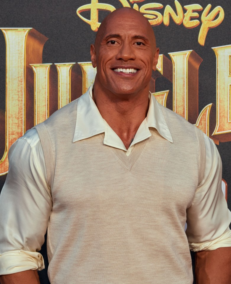 The Rock was hilariously asked why he had