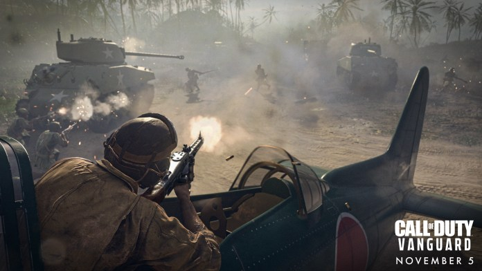 Stunning graphics, fast-paced action and World War II - it's Call of Duty through-and-through