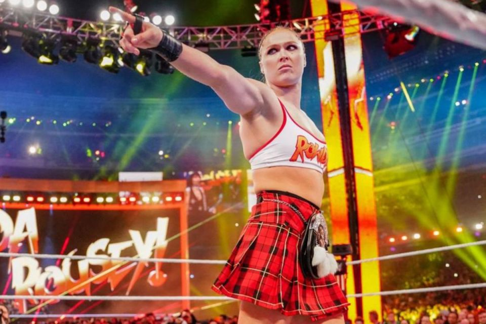Ronda Rousey has torn into the WWE Universe