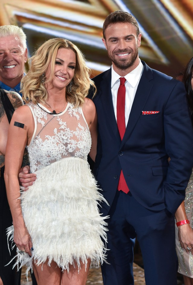 Sarah Harding's dream was to become a mum, her last boyfriend Chad Johnson has revealed