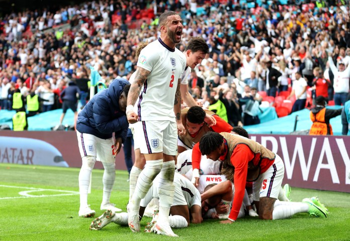 Walker has also been a key figure for England as they reached the semi-finals of the 2018 World Cup and Euro 2020