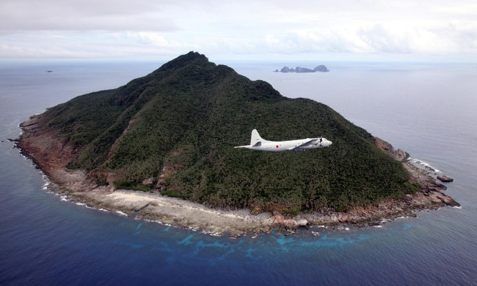 Beijing claims sovereignty over the strategic Senkaku Islands in the East China Sea