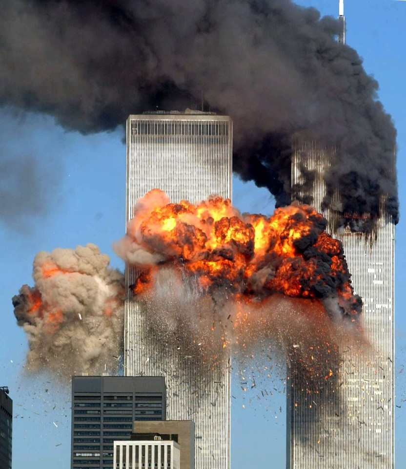 The 9/11 attacks were planned on Afghan soild