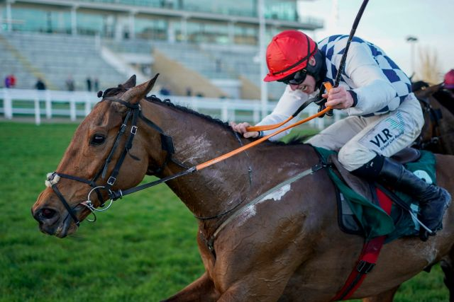Galvin was a winner at Cheltenham is a fancy for the Grand National