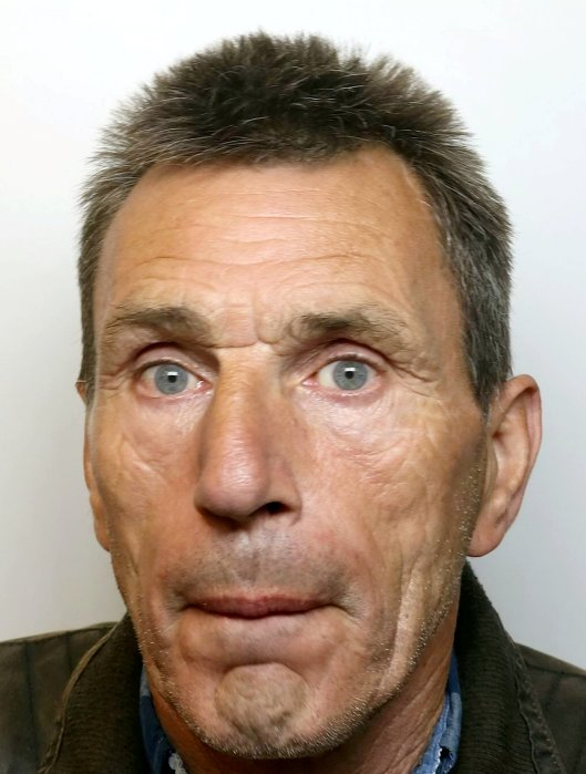 New DNA evidence meant officers arrested Wells, 63, more than 40 years after he raped the pensioner in her home