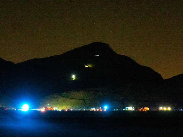 A woman died after falling at Arthur's Seat in Edinburgh