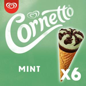 This pack of mint Cornettos is on offer at Sainsbury's down to just £1.75