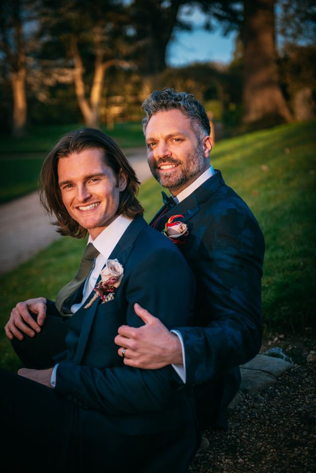 Matt and Dan are the first gay couple on the show