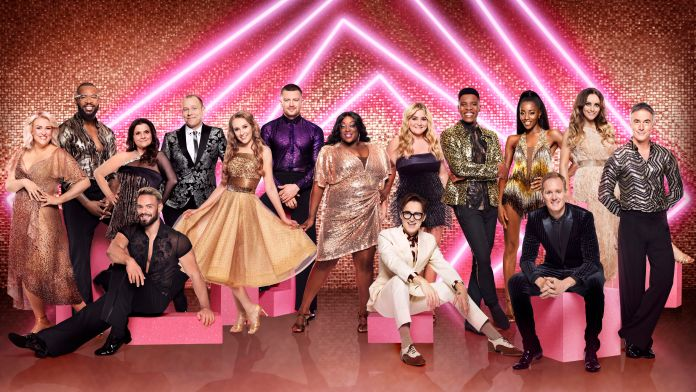 AJ will join a whole host of new celebrity faces in Strictly Come Dancing 2021