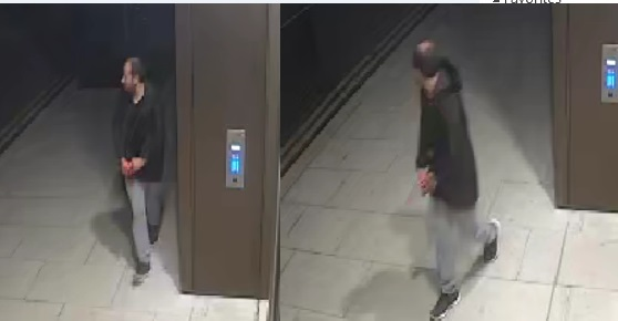 Officials are appealing for this person's information