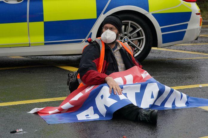 Susannah Reid calls group's actions on GMB 'dangerous' today
