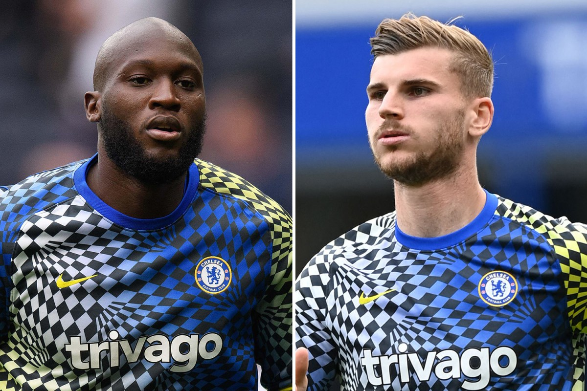 Chelsea boss Thomas Tuchel considering 'dangerous' Romelu Lukaku and Timo Werner partnership for Aston Villa clash