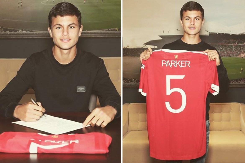 Man Utd sign 15-year-old defender Harrison Parker from Arsenal after  impressing on trial - Warden Times